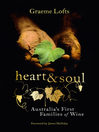 Heart and Soul (eBook): Australia's First Families of Wine