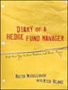 Diary of a Hedge Fund Manager (eBook): From the Top, to the Bottom, and Back Again