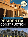 Fundamentals of Residential Construction (eBook)
