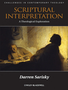 Scriptural Interpretation (eBook): A Theological Exploration