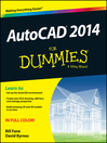 AutoCAD 2014 For Dummies (eBook)