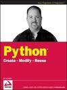 Python (eBook): Create--Modify--Reuse