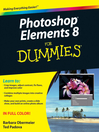 Photoshop Elements 8 For Dummies (eBook)