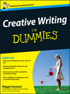 Creative Writing For Dummies, UK Edition (eBook)