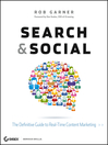 Search and Social (eBook): The Definitive Guide to Real-Time Content Marketing