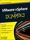 VMware vSphere For Dummies (eBook)