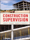 Construction Supervision (eBook)