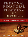 Personal Financial Planning for Divorce (eBook)