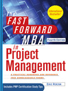 The Fast Forward MBA in Project Management (eBook)