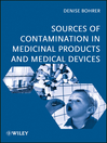 Sources of Contamination in Medicinal Products and Medical Devices (eBook)