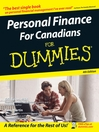 Personal Finance For Canadians For Dummies (eBook)