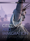 Citizenship and Immigration (eBook)