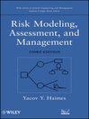 Risk Modeling, Assessment, and Management (eBook)