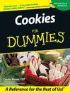 Cookies For Dummies (eBook)