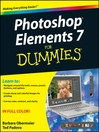 Photoshop Elements 7 For Dummies (eBook)
