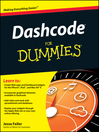 Dashcode For Dummies (eBook)