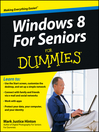 Windows 8 For Seniors For Dummies (eBook)