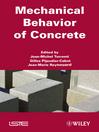 Mechanical Behavior of Concrete (eBook)