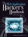 The Web Application Hacker's Handbook (eBook): Finding and Exploiting Security Flaws