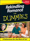 Rekindling Romance For Dummies (eBook)