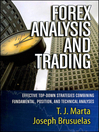 Forex Analysis and Trading (eBook): Effective Top-Down Strategies Combining Fundamental, Position, and Technical Analyses