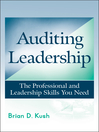 Auditing Leadership (eBook): The Professional and Leadership Skills You Need