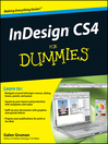 InDesign CS4 For Dummies® (eBook)