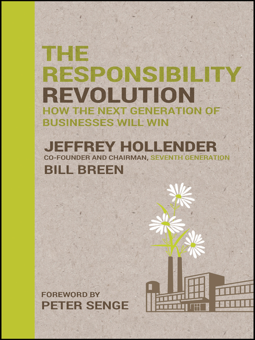 The Responsibility Revolution (eBook): How the Next Generation of Businesses Will Win