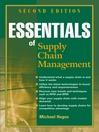 Essentials of Supply Chain Management (eBook)
