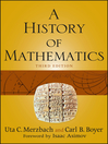 A History of Mathematics (eBook)