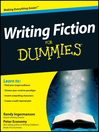 Writing Fiction For Dummies (eBook)