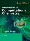 Introduction to Computational Chemistry (eBook)