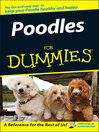 Poodles For Dummies (eBook)