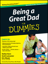 Being a Great Dad For Dummies (eBook)
