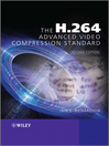The H.264 Advanced Video Compression Standard (eBook)