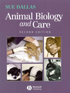 Animal Biology and Care (eBook)