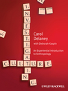Investigating Culture (eBook): An Experiential Introduction to Anthropology
