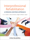 Interprofessional Rehabilitation (eBook): A Person-Centred Approach