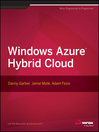 Windows Azure Hybrid Cloud (eBook)