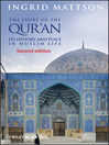 The Story of the Qur'an (eBook): Its History and Place in Muslim Life