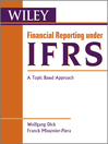 Financial Reporting under IFRS (eBook): A Topic Based Approach