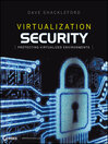 Virtualization Security (eBook): Protecting Virtualized Environments