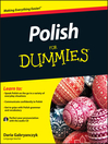 Polish For Dummies (eBook)