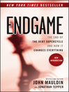 Endgame (eBook): The End of the Debt SuperCycle and How It Changes Everything