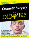 Cosmetic Surgery For Dummies (eBook)