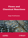 Flows and Chemical Reactions (eBook)