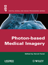 Photon-based Medical Imagery (eBook)