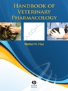 Handbook of Veterinary Pharmacology (eBook)