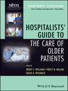 Hospitalists' Guide to the Care of Older Patients (eBook)