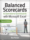 Balanced Scorecards and Operational Dashboards with Microsoft Excel (eBook)